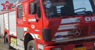 pompieri gherla autospeciala