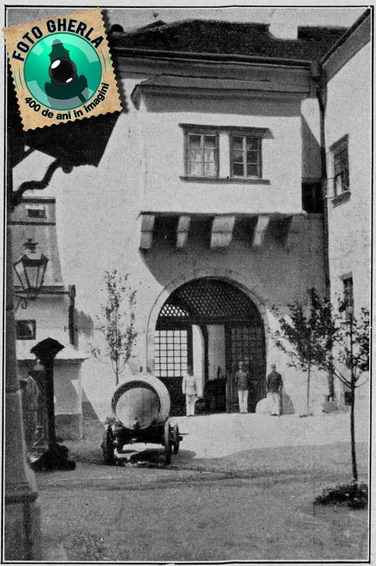 castel martinuzzi 1900 gherla szamosujvar