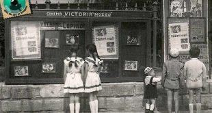 gherla cinematograf afis 1957 parc