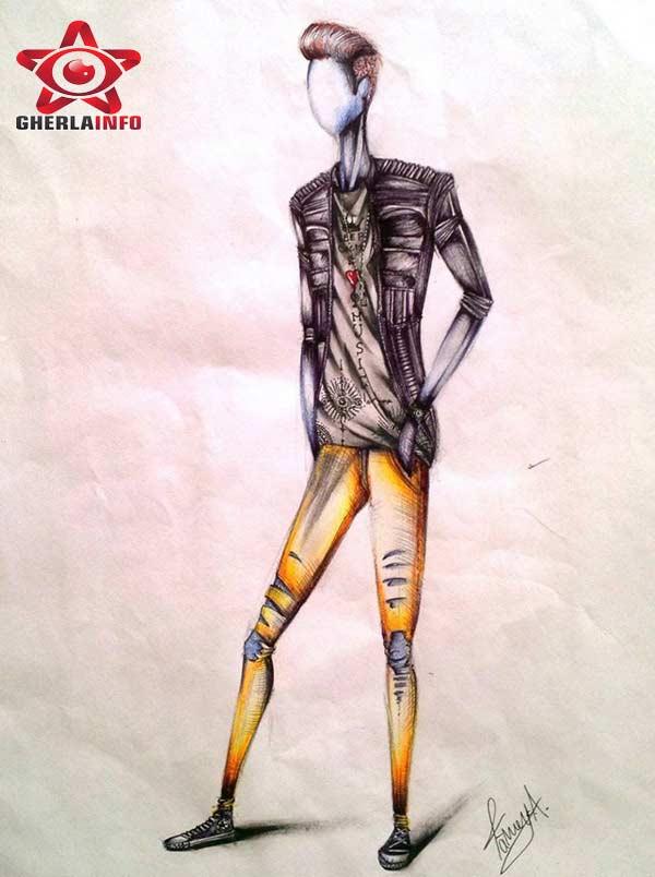 design vestimentar gherla junior liceul tehnologic  tamas alexandru