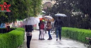 gherla ploaie parc