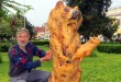 urs parc gherla ioan galgoczy sculptura lemn