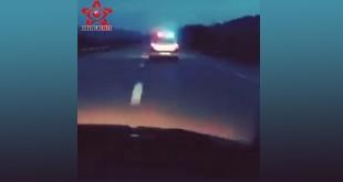 bmp depasire politie gherla cluj