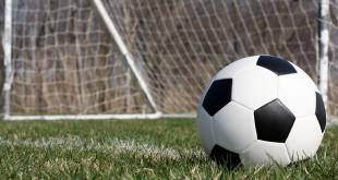 fotbal minge poarta