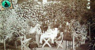 gherla 1904 micul dejun familie