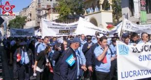 protest penitenciar sindicat snlp