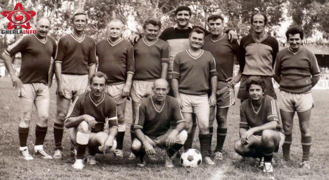 olimpia gherla fotbal 1983 rica raducanu