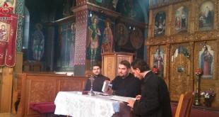sedinta preot biserica gherla protopopiat ortodox cluj
