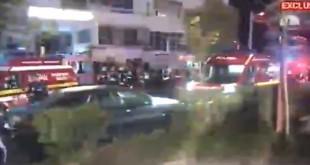 explozie bucuresti club pionierul vineri seara 31.10 31 octombrie 2015