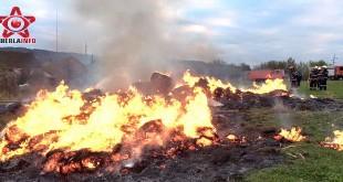 fundatura incendiu fan iclod pompieri dej cluj