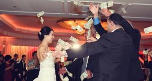nunta bani mireasa