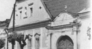 gherla 1920 strada stefan cel mare pietruire piatra cubica szamosujvar