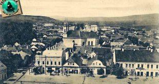 gherla centru 1911 primarie szamosujvar