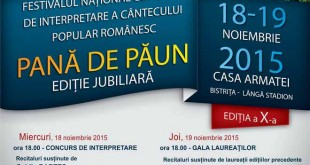 festival pana de paun bistrita 2015