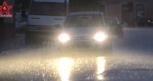 ploaie gherla autogara