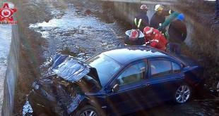 accident negreni cluj jaguar pompieri