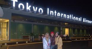 japonia tokio aeroport