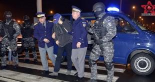 jandarmi politie iordanian romania