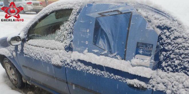 masina geam spart carton mintiu gherlii