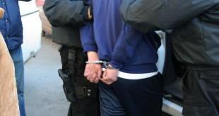politie incatusat