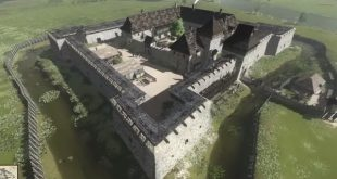 cetate castel 3d