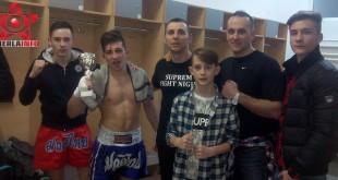 firekick boxing gherla timisoara golden belt 2016 dario drotar paul florean cristian brejan