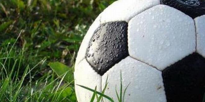 fotbal ploaie