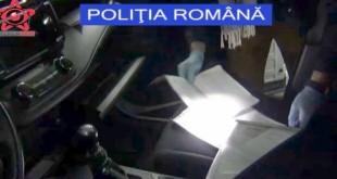 perchezitie politie masina
