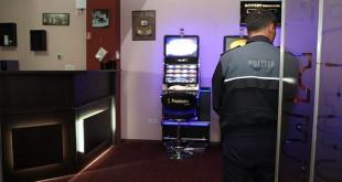 sala jocuri politie