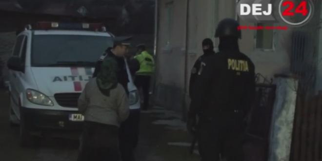 mascati politie recea cristur cluj bataie