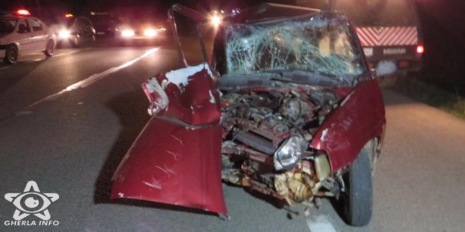 accident livada cluj daewoo tico