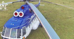 elicopter cluj unitate aeriana