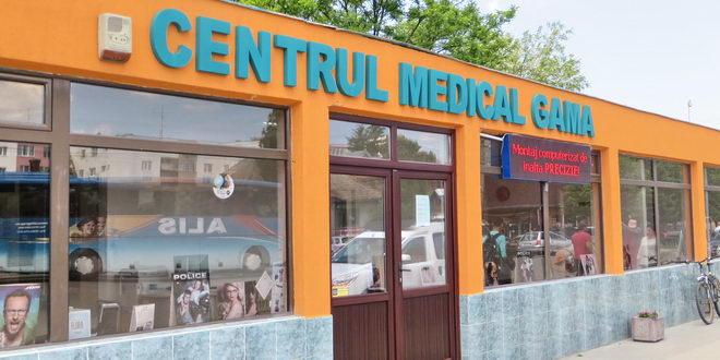 centru medical gama gherla