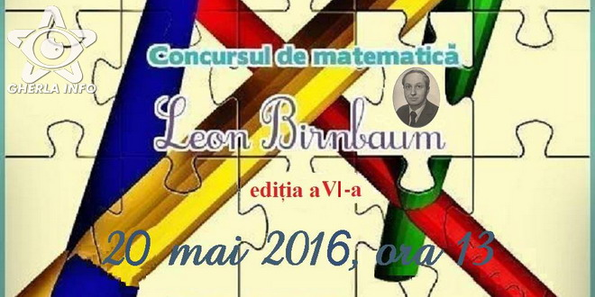 concurs matematica dej leon birnbaum