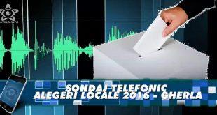sondaj telefonic inregistrare audio