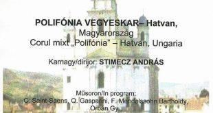 cor polifonia ungaria concert gherla