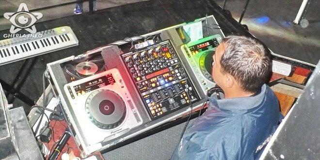 dj discoteca disco ring gherla mixer platane 2008 cluj