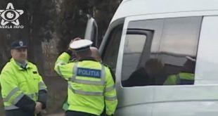 politie trafic control cluj
