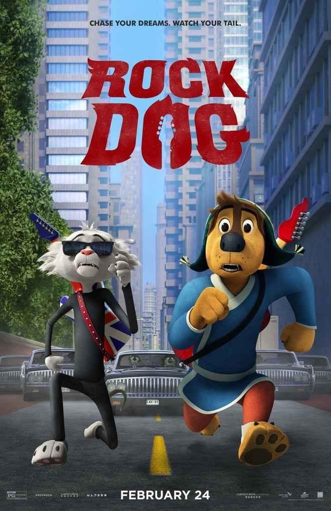 cinema film rock dog