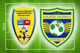 fotbal armenopolis gherla cfr dej liga iv cluj