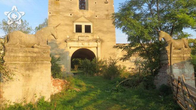 inorog castel kornis manastirea cluj