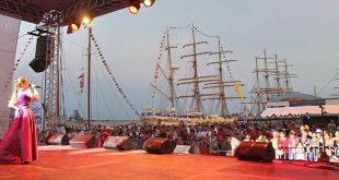 regata marilor veliere constanta spectacol