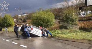 accident volkswagen rasturnat salaj sant livada cluj