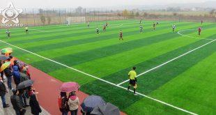 fotbal unirea iclod u cluj baza sportiva inaugurare