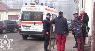 ambulanta scoala copii intoxicati gherla liceu ana ipatescu