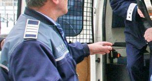 politie arest duba