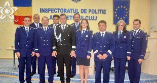 politist ipj cluj avansare grad dej campia turzii