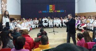 spectacol copii ziua romaniei liceu ana ipatescu gherla
