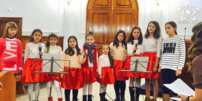 copii biserica baptista iclod cluj
