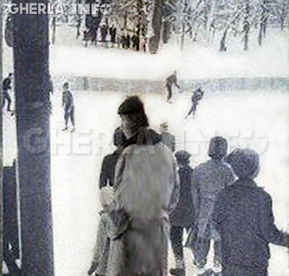 gherla hochei patinoar parc lac 1963